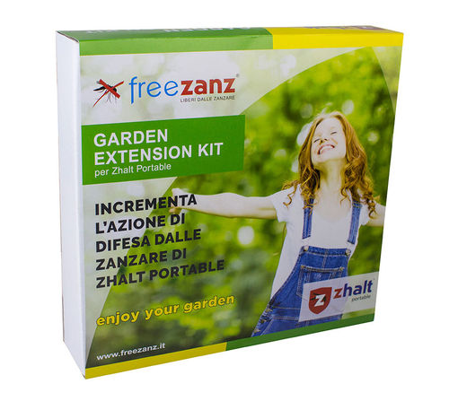 Garden Extension Kit Mod. 2018 per Zhalt Portable